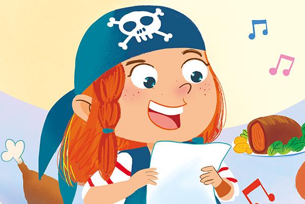 La Petite Pirate Malpolie