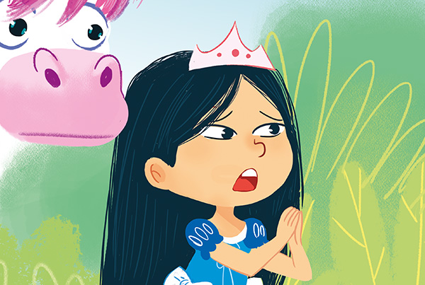 La Princesse Trop Impatiente